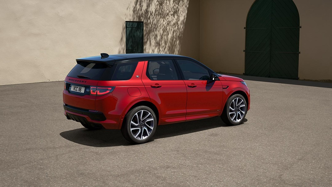 2020 Land Rover Discovery Sport Public Exterior 005