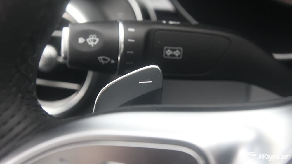 2018 Mercedes-Benz C-Class C 300 AMG Line Interior 009