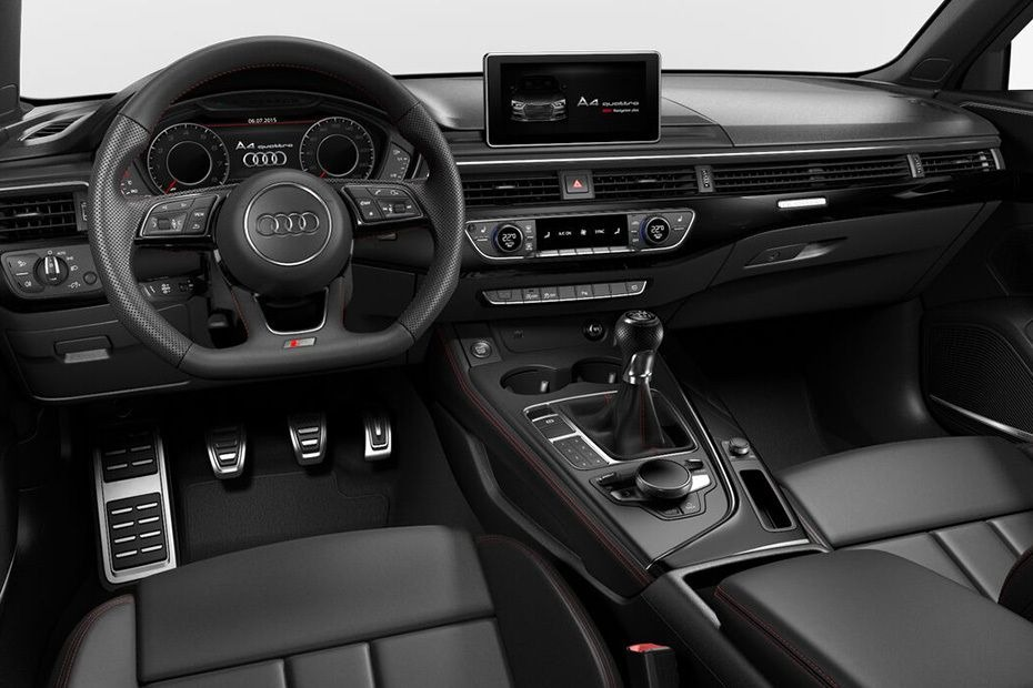 Audi A4 (2019) Others 001