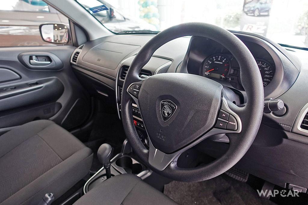 2018 Proton Saga 1.3 Premium CVT Others 007