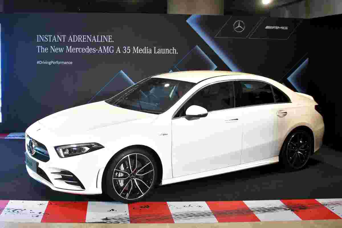 Mercedes-AMG A35 Sedan launched in Malaysia, priced from RM 348,888