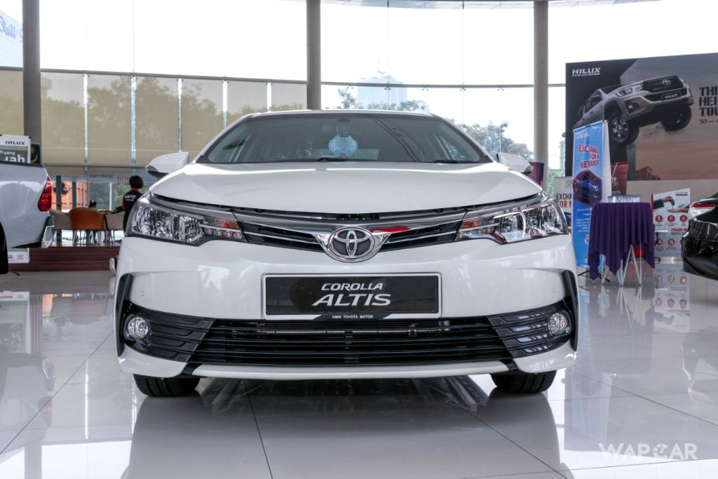 2018 Toyota Corolla Altis 1.8G Others 002