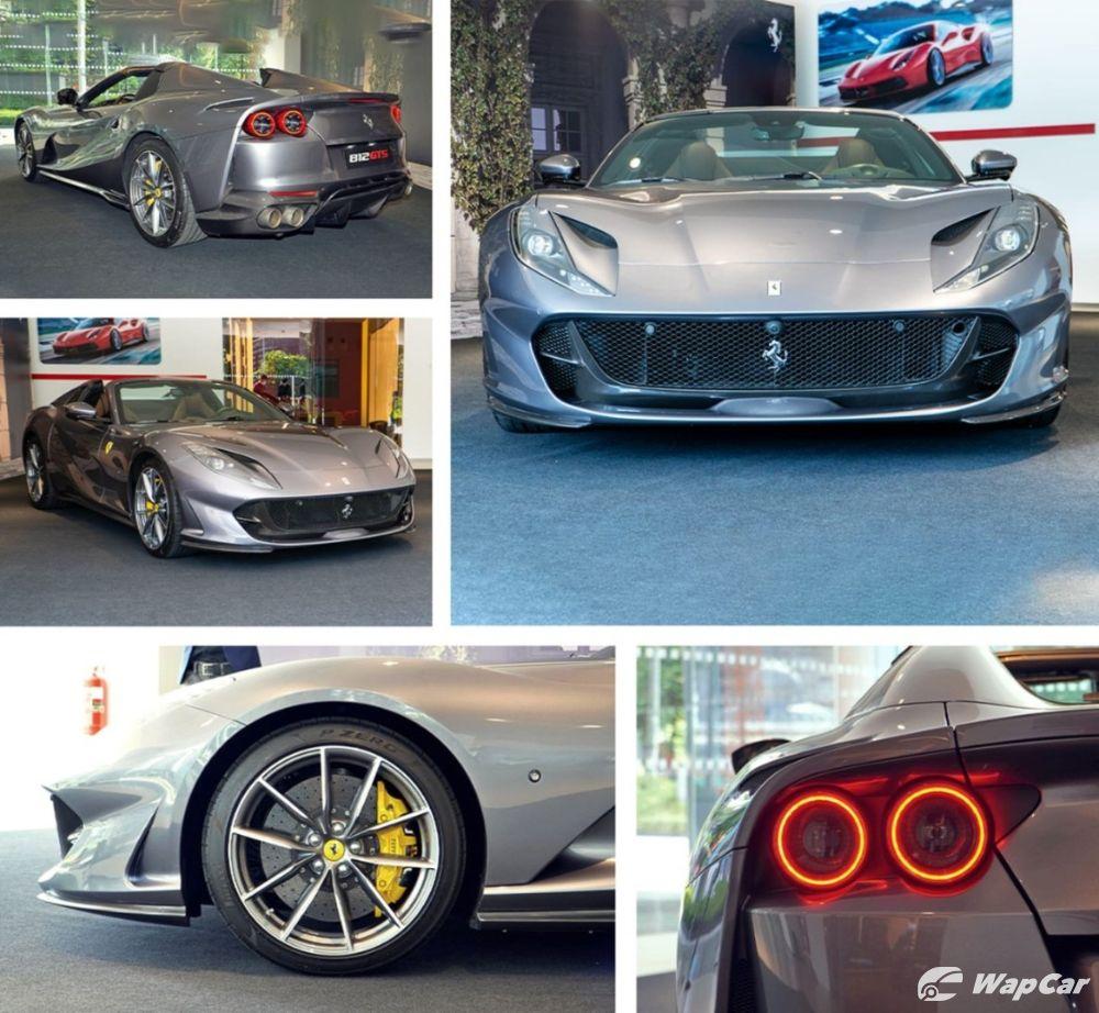 Ferrari F8 Tributo Spyder: Ferrari 812 GTS Kini Di Malaysia. Ketahui Perbezaan Dan