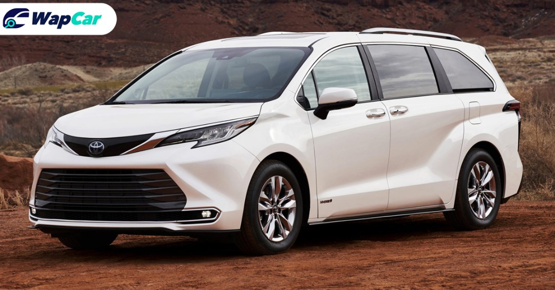 The 2021 Toyota Sienna is a Camry-based MPV we wish we ...