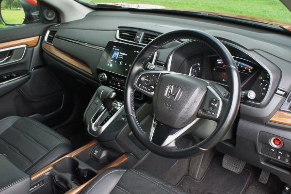 Ratings – Honda CRV's space and practicality, top marks for both