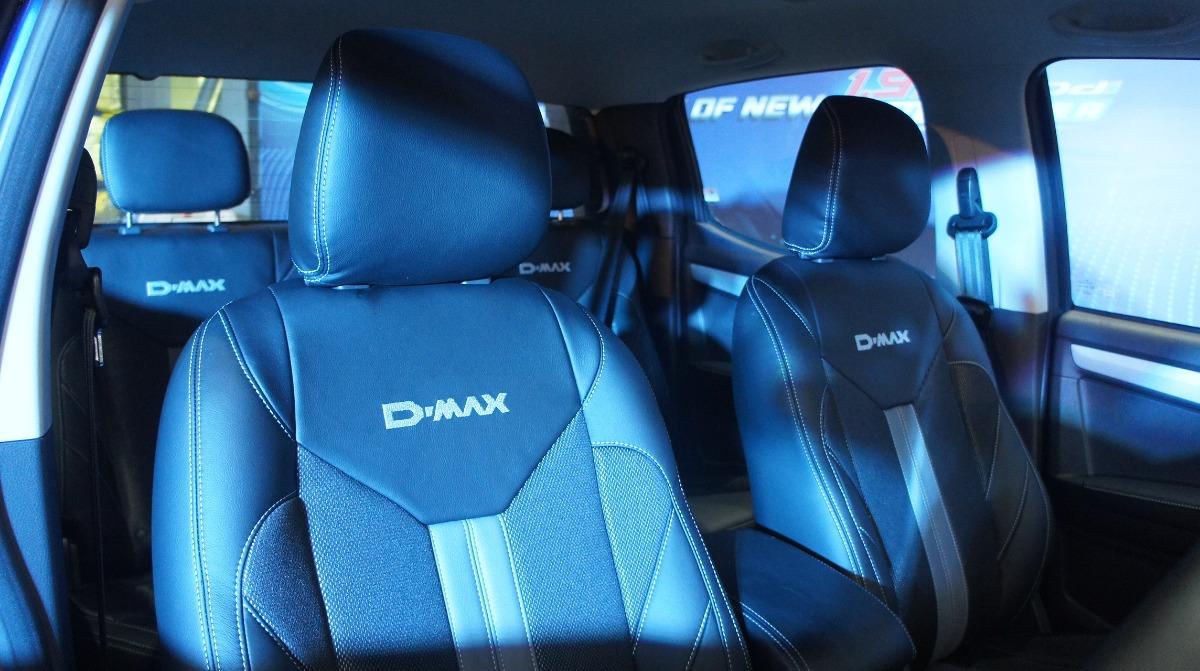 Isuzu D-MAX (2019) Interior 008