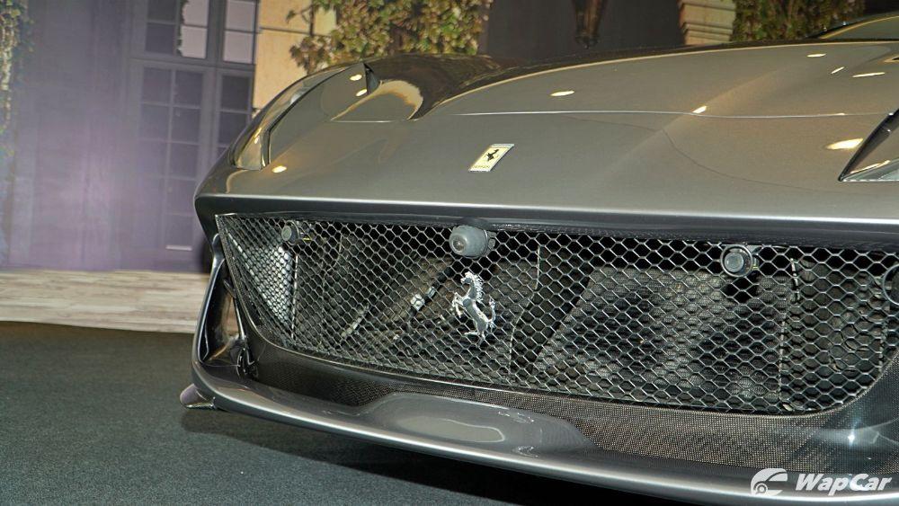 2020 Ferrari 812 GTS Exterior 006