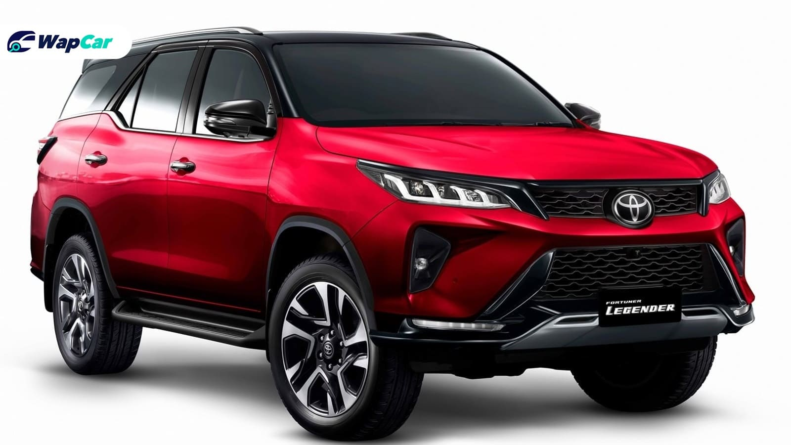 New 2020 Toyota Fortuner facelift - 204 PS and 500 Nm ...