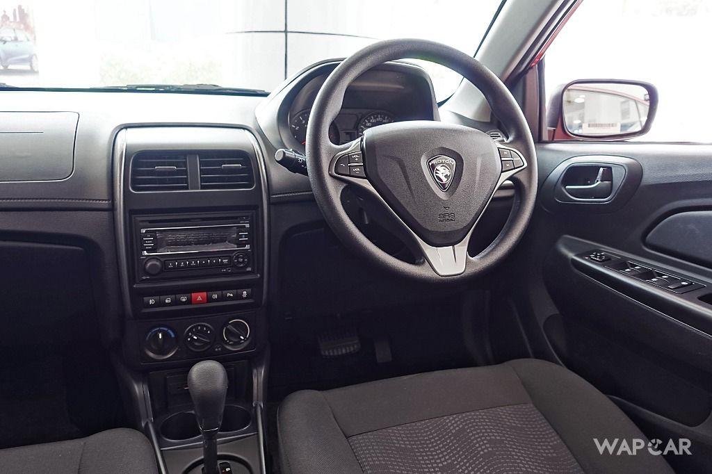 2018 Proton Saga 1.3 Premium CVT Others 003