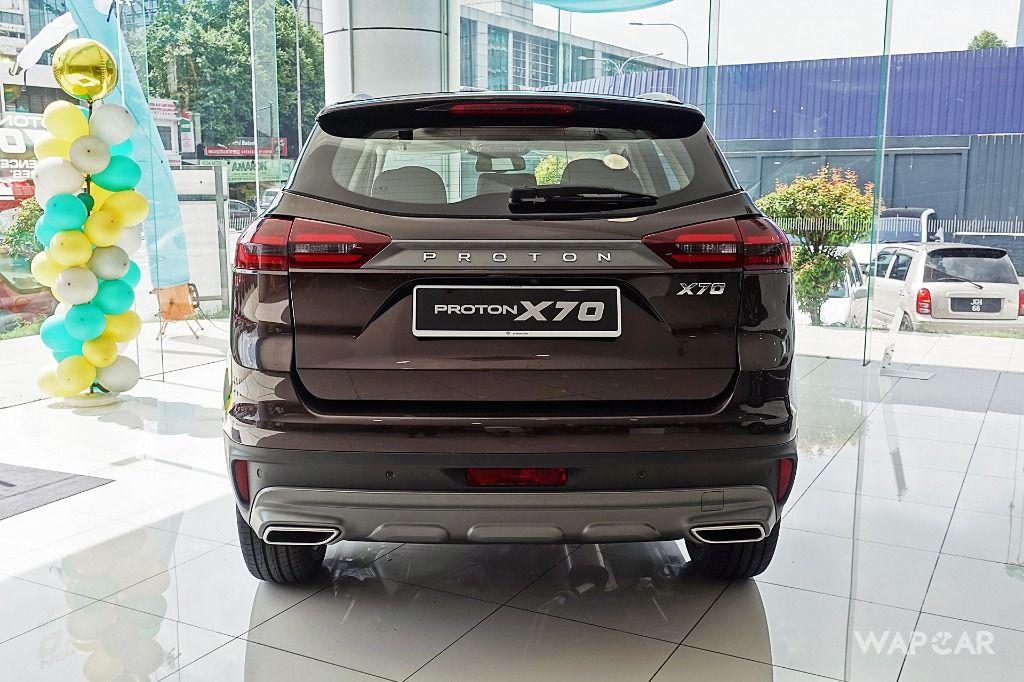 2018 Proton X70 1.8 TGDI Premium 2WD Others 006