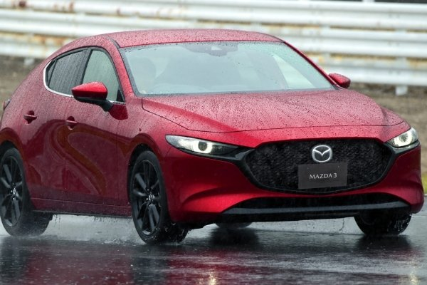 It's official, the Mazda 3 is the world's most beautiful car
