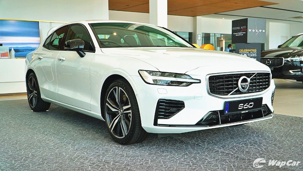 2020 Volvo S60 T8 PHEV R-Design Exterior 004