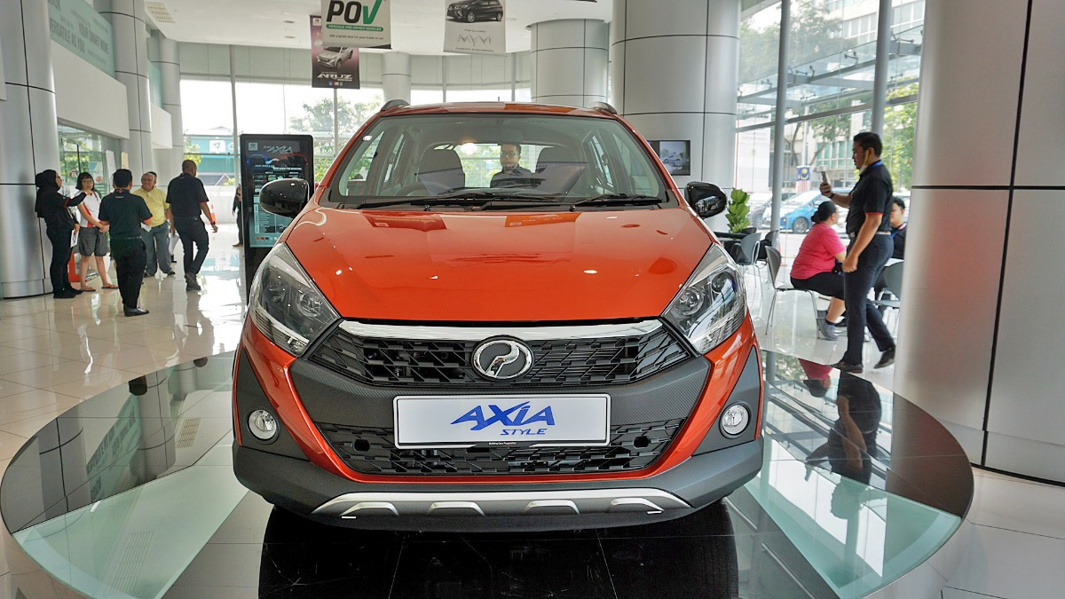 2019 Perodua Axia Style 1.0 AT Others 003