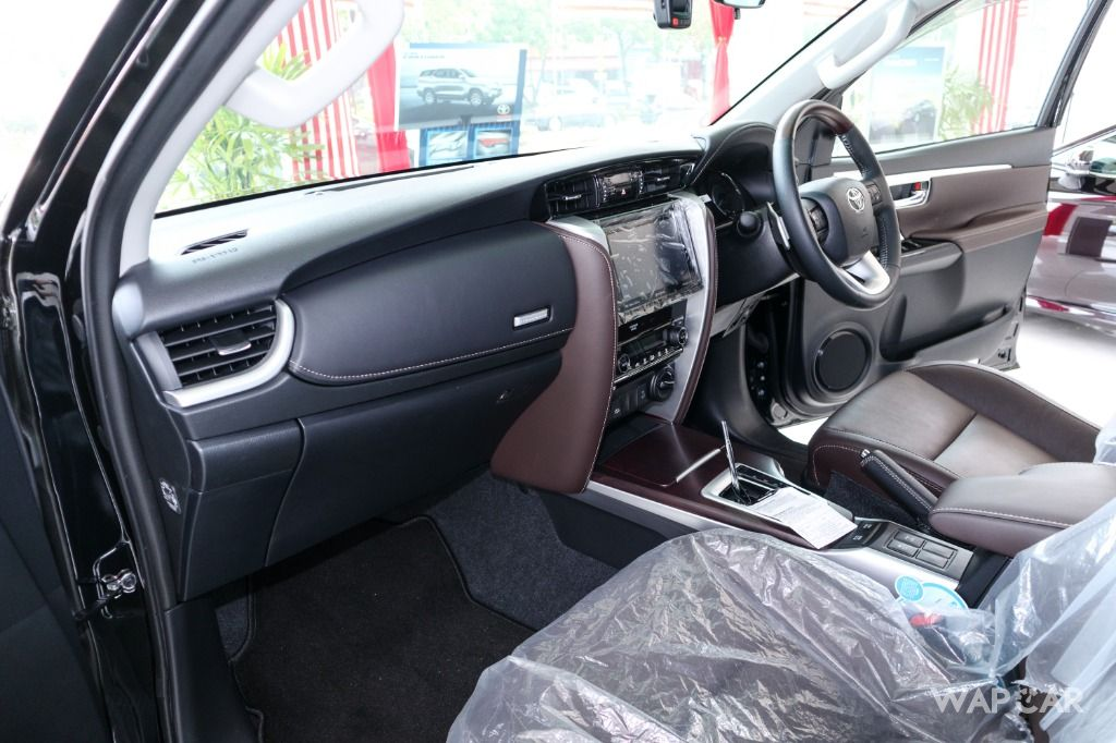 2018 Toyota Fortuner 2.7 SRZ AT 4x4 Others 003