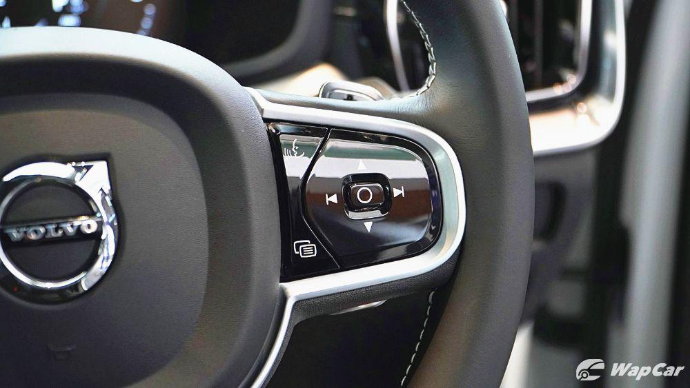 2020 Volvo S60 T8 PHEV R-Design Interior 006