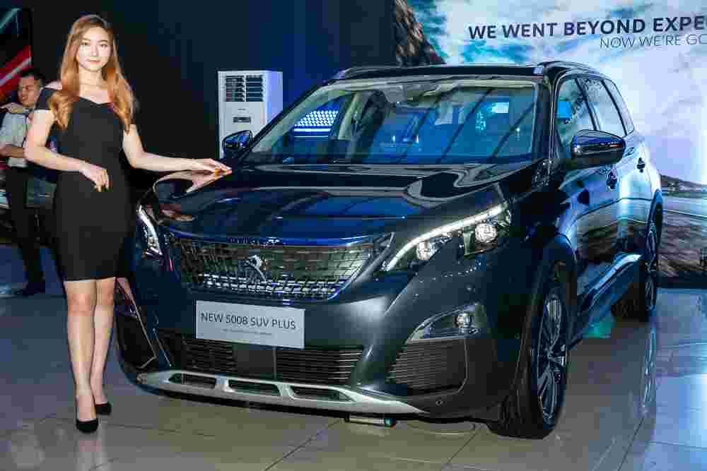 Peugeot 5008 SUV Plus Is Now Even More Luxurious, 2 variants from RM 166,888
