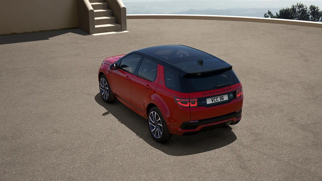 2020 Land Rover Discovery Sport Public Exterior 007
