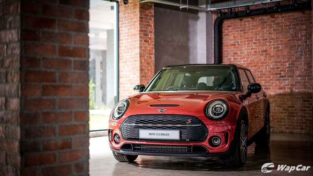 2019 MINI Clubman Others 001