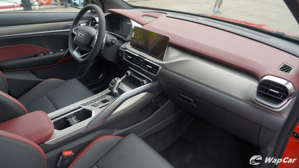 2020 Proton X50 International Version Interior 005
