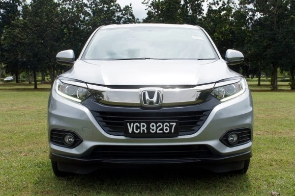 Review: Honda HR-V, still worth your attention over the Proton X70?