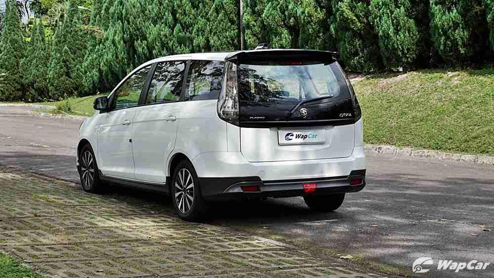 2019 Proton Exora 1.6 Premium CVT Exterior 007