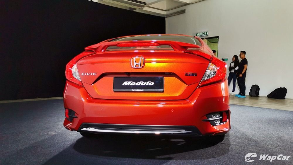 2020 Honda Civic 1.5TC Others 005