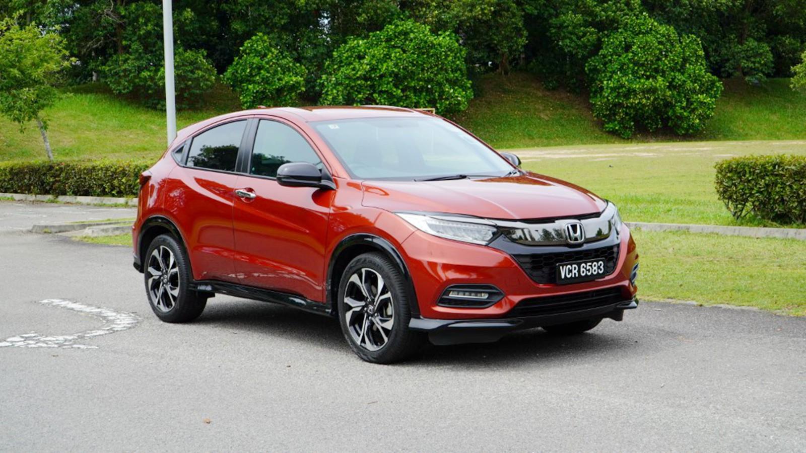 Honda Hr V 2020 Price In Malaysia From Rm104 000 Reviews Specs Wapcar My