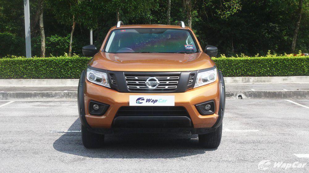 2018 Nissan Navara VL 2.5 (A) Exterior 002