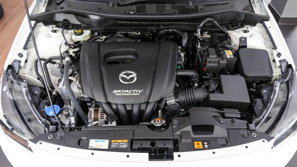 2018 Mazda 2 Hatchback 1.5 Hatchback GVC with LED Lamp Others 001