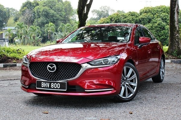 In Brief: Mazda 6, worth paying Mercedes-Benz C200/BMW 320i money for one?