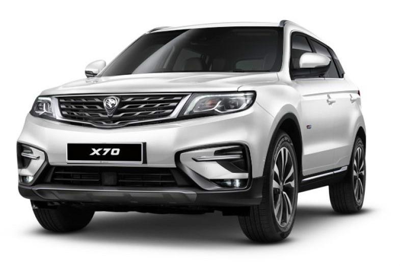 2018 Proton X70 1.8 TGDI Executive 2WD Price, Reviews,Specs,Gallery In Malaysia | Wapcar