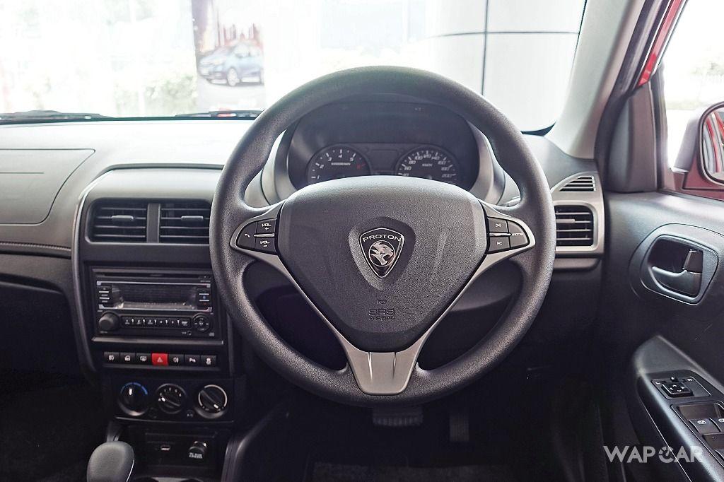 2018 Proton Saga 1.3 Premium CVT Others 006