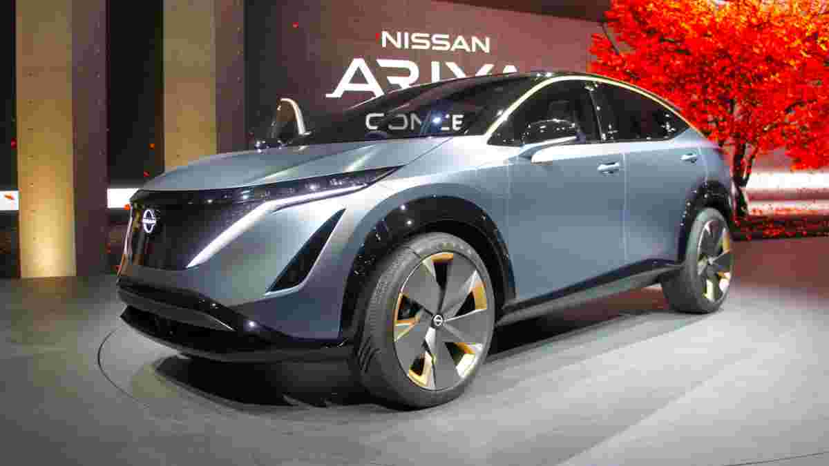 Nissan Ariya Concept unveiled, radical next-gen Murano teased?