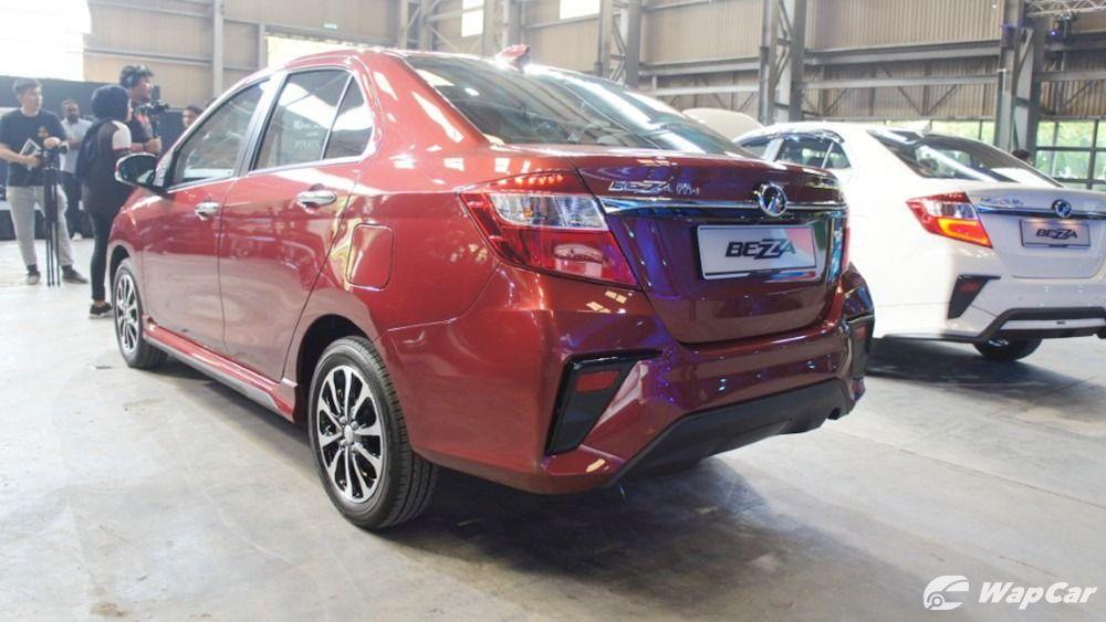 2020 Perodua Bezza 1.3 AV AT Others 009