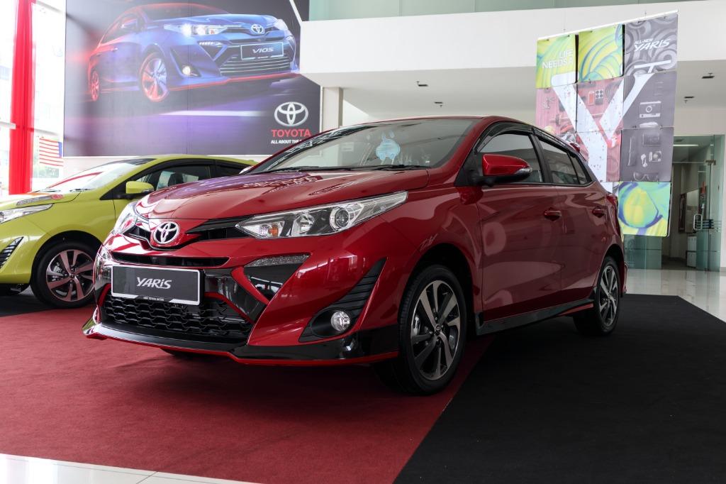 2019 Toyota Yaris 1.5E Others 001