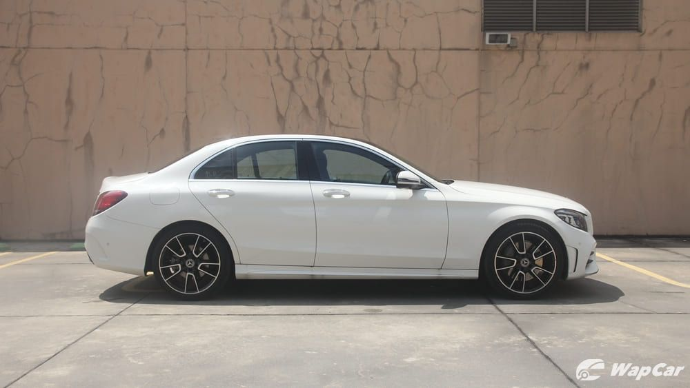 2018 Mercedes-Benz C-Class C 300 AMG Line Others 004