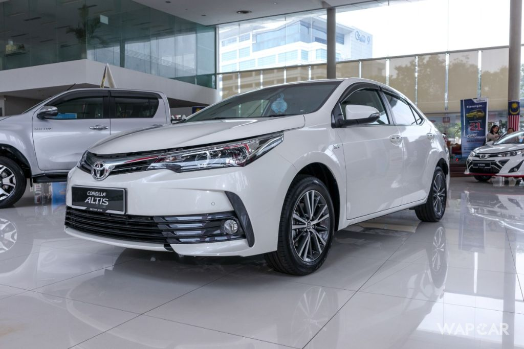 2018 Toyota Corolla Altis 1.8G Others 001