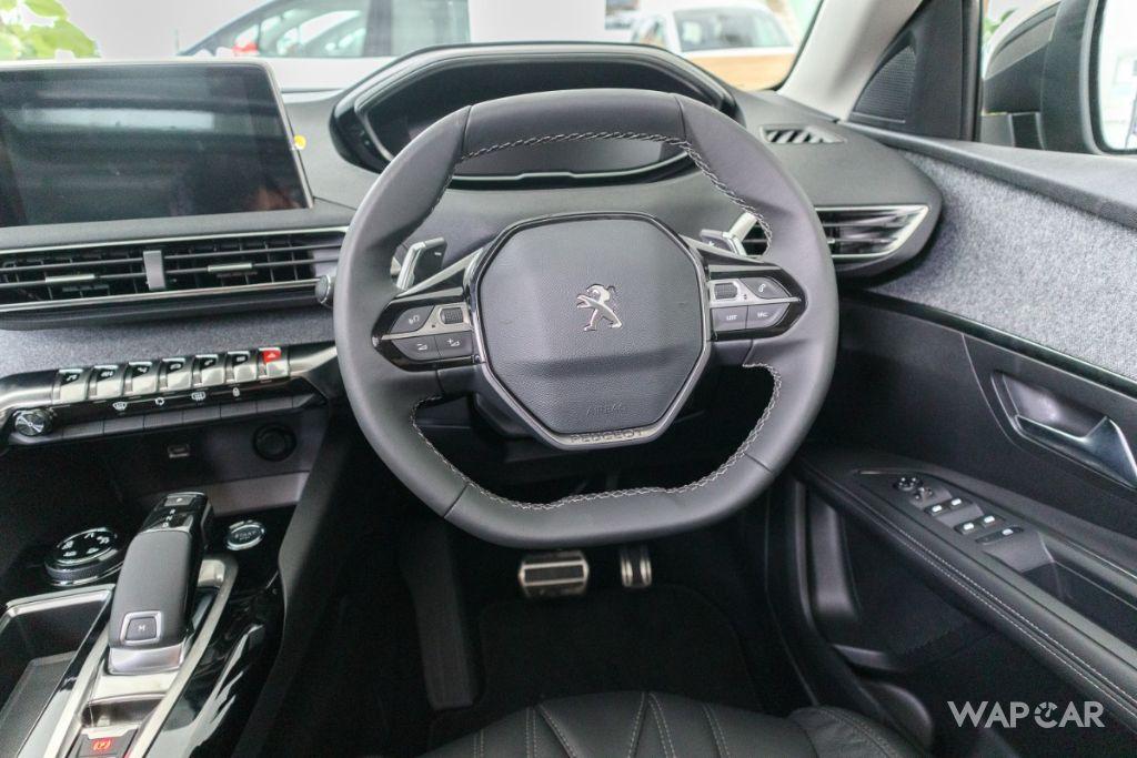 2019 Peugeot 5008 THP Plus Allure Interior 006