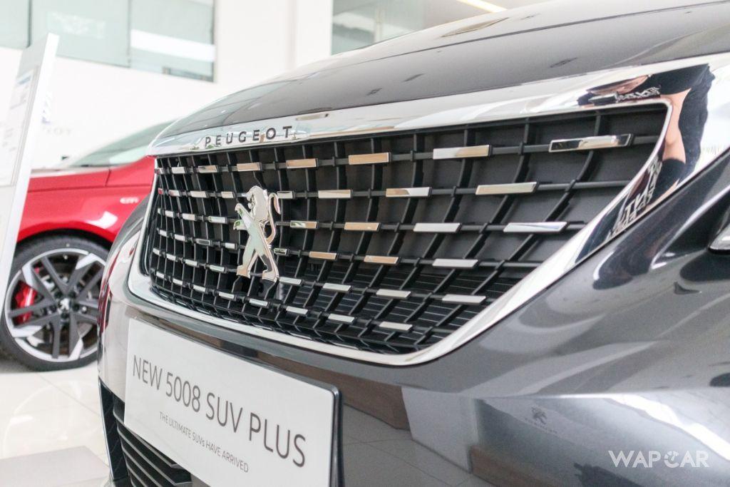 2019 Peugeot 5008 THP Plus Allure Exterior 010