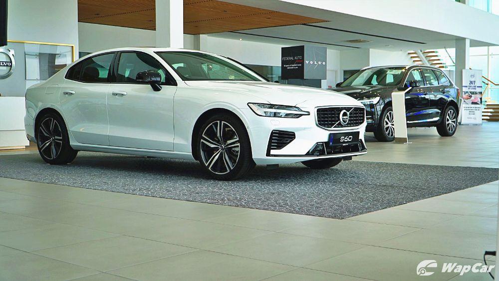 2020 Volvo S60 T8 PHEV R-Design Exterior 001