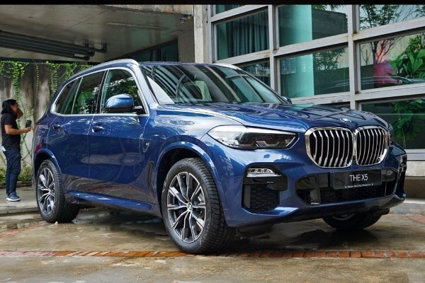 All-new 2020 BMW X5 plug-in hybrid launched in Malaysia, priced from RM 440,745