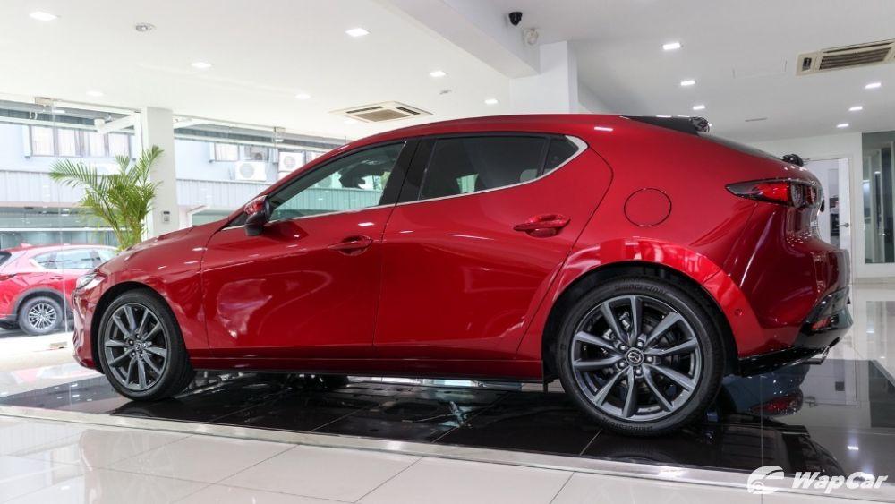 2019 Mazda 3 Liftback 2.0 SkyActiv High Plus Exterior 005