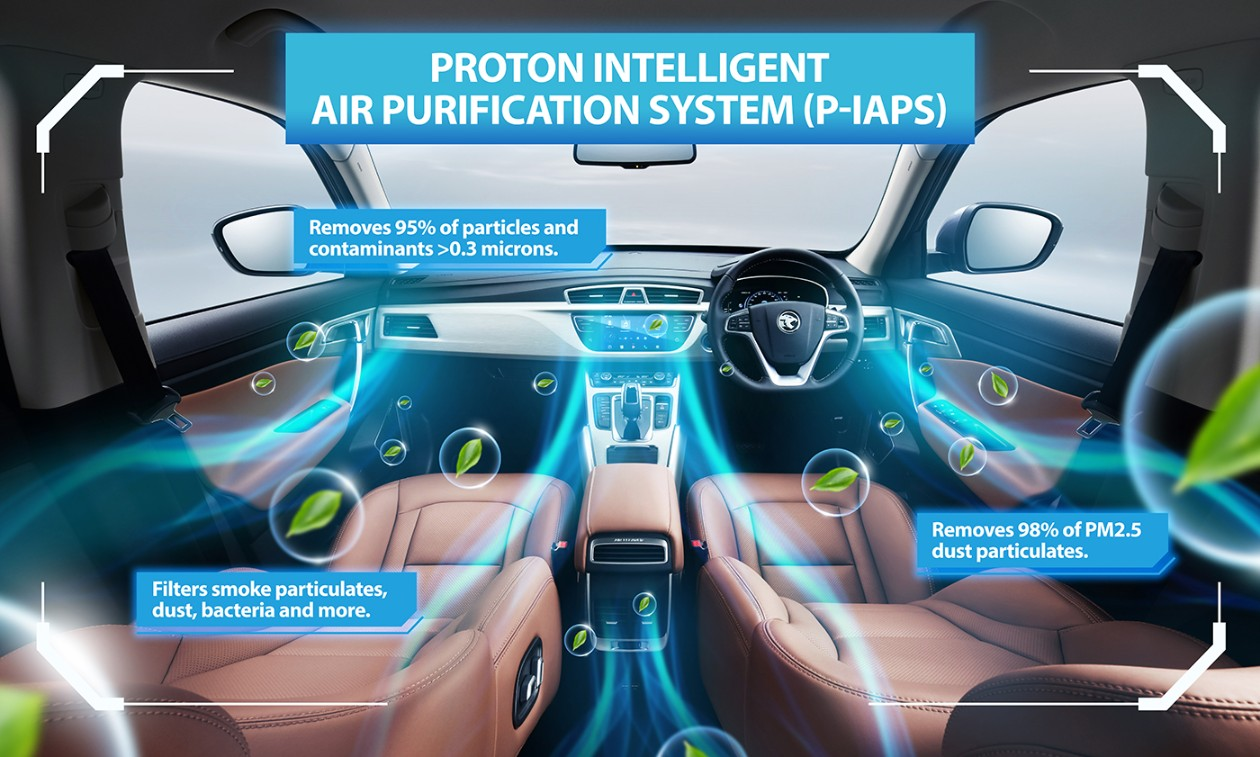 Proton offers existing X70 owners with N95 Cabin Filter