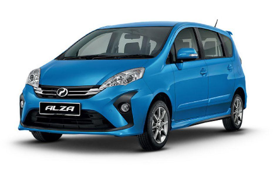 2018 Perodua Alza 1.5 AV AT Price, Reviews,Specs,Gallery In Malaysia   Wapcar
