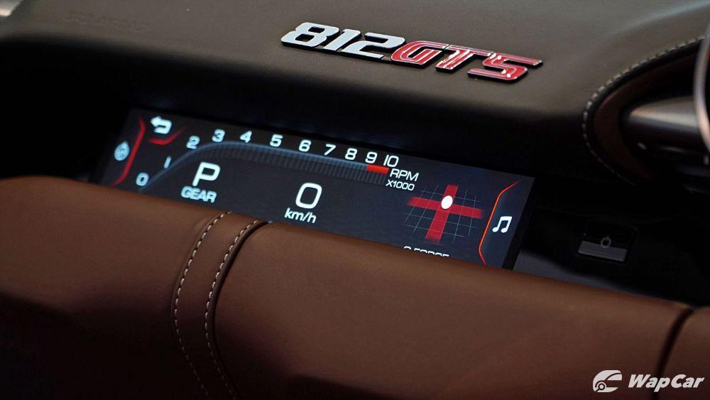 2020 Ferrari 812 GTS Interior 006