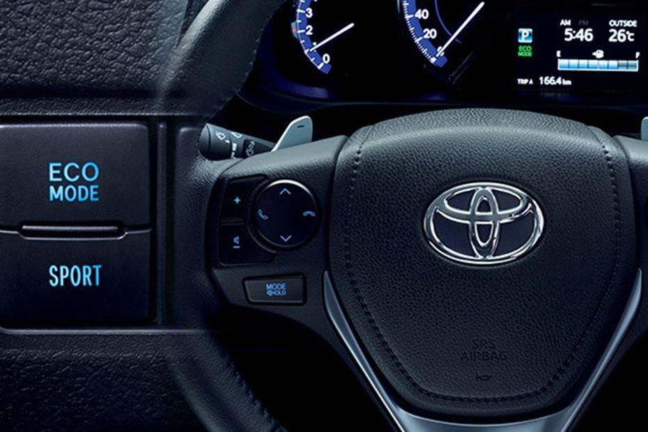 Toyota Vios (2019) Interior 002