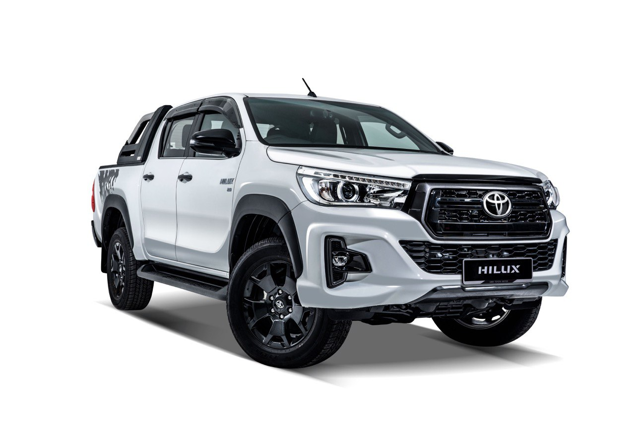 UMW Toyota Updates Hilux, Fortuner, And Innova