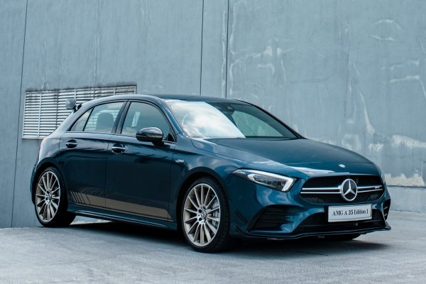 All-New Mercedes-AMG A35 4Matic launched; RM 379,888, Mercedes me, AMG Track Pace