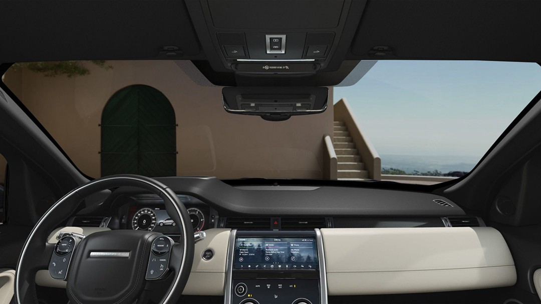 2020 Land Rover Discovery Sport Public Interior 001