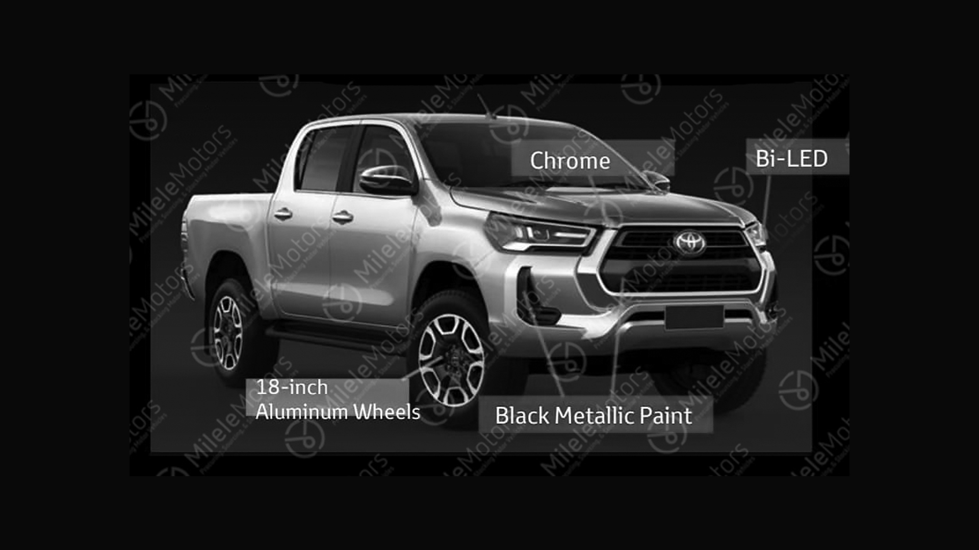 New 2020 Toyota Hilux facelift, how does it compare with the older model?